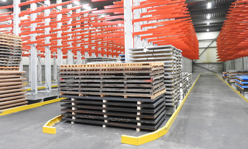 heavy duty cantilever racks  Galvano